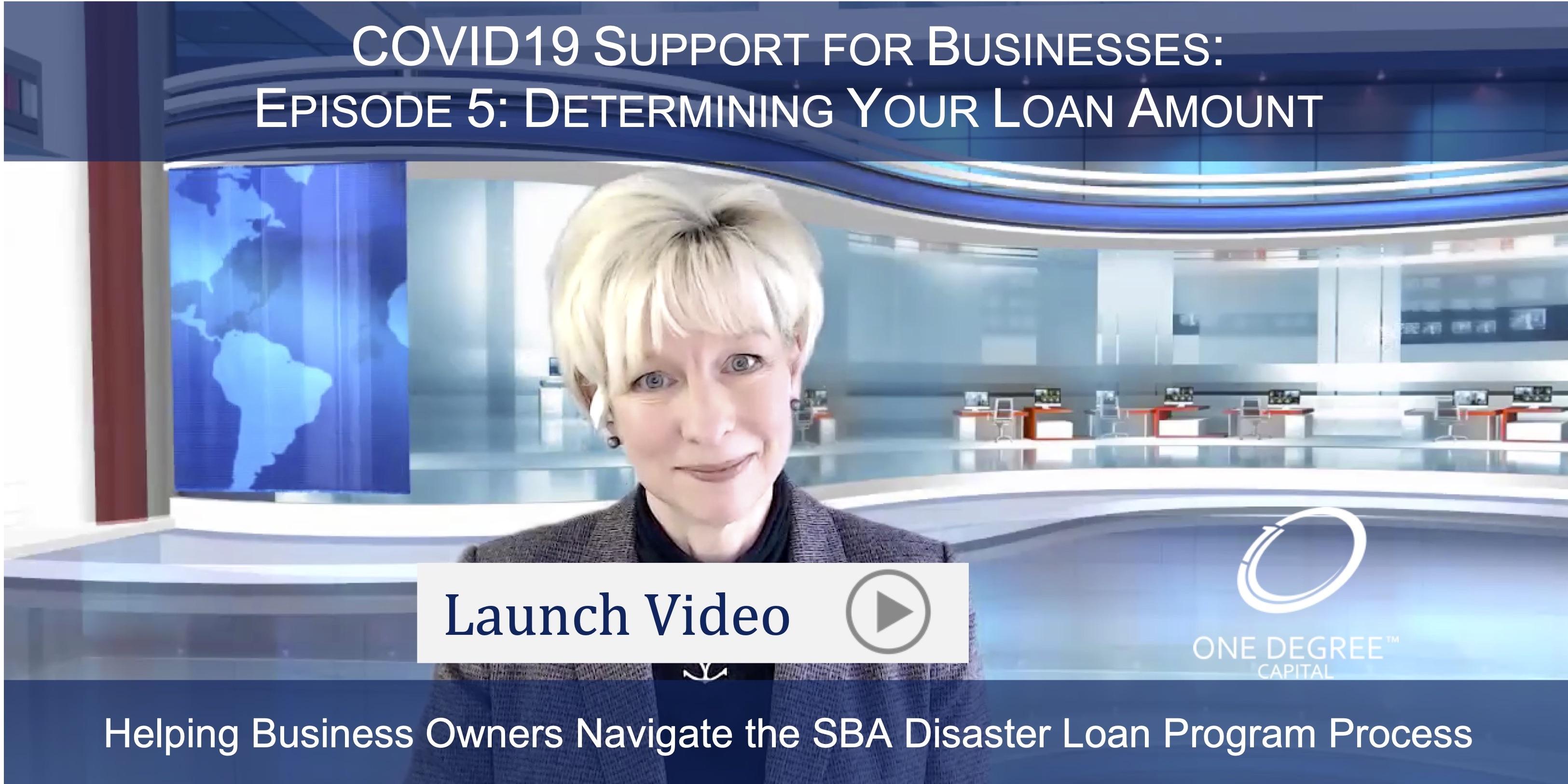 SBA Loan Process Video