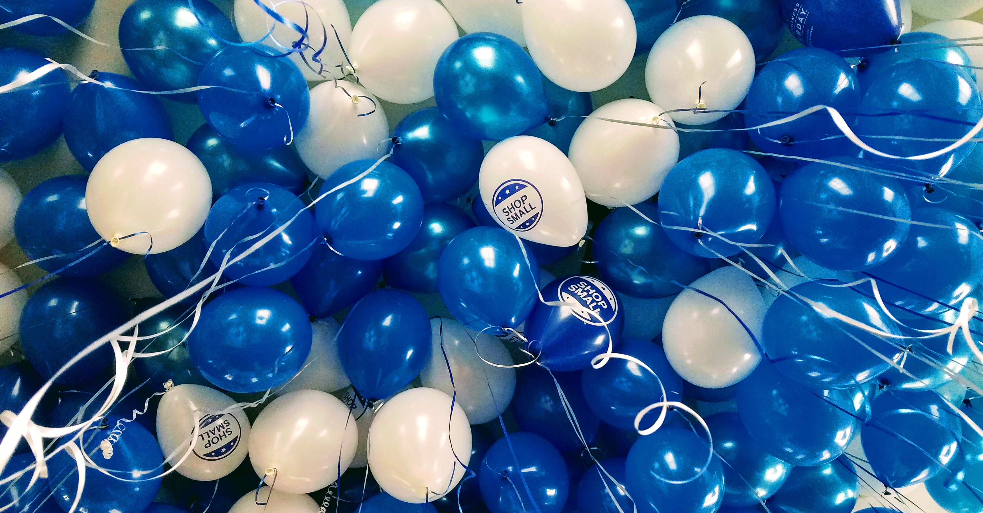 Small Business Saturday Balloons